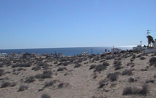 Coastline View Along Las Conchas
